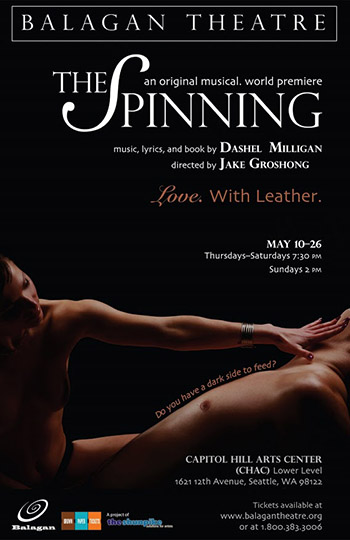 The Spinning poster